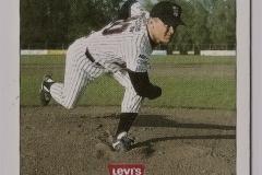Baseball card Eric 1990